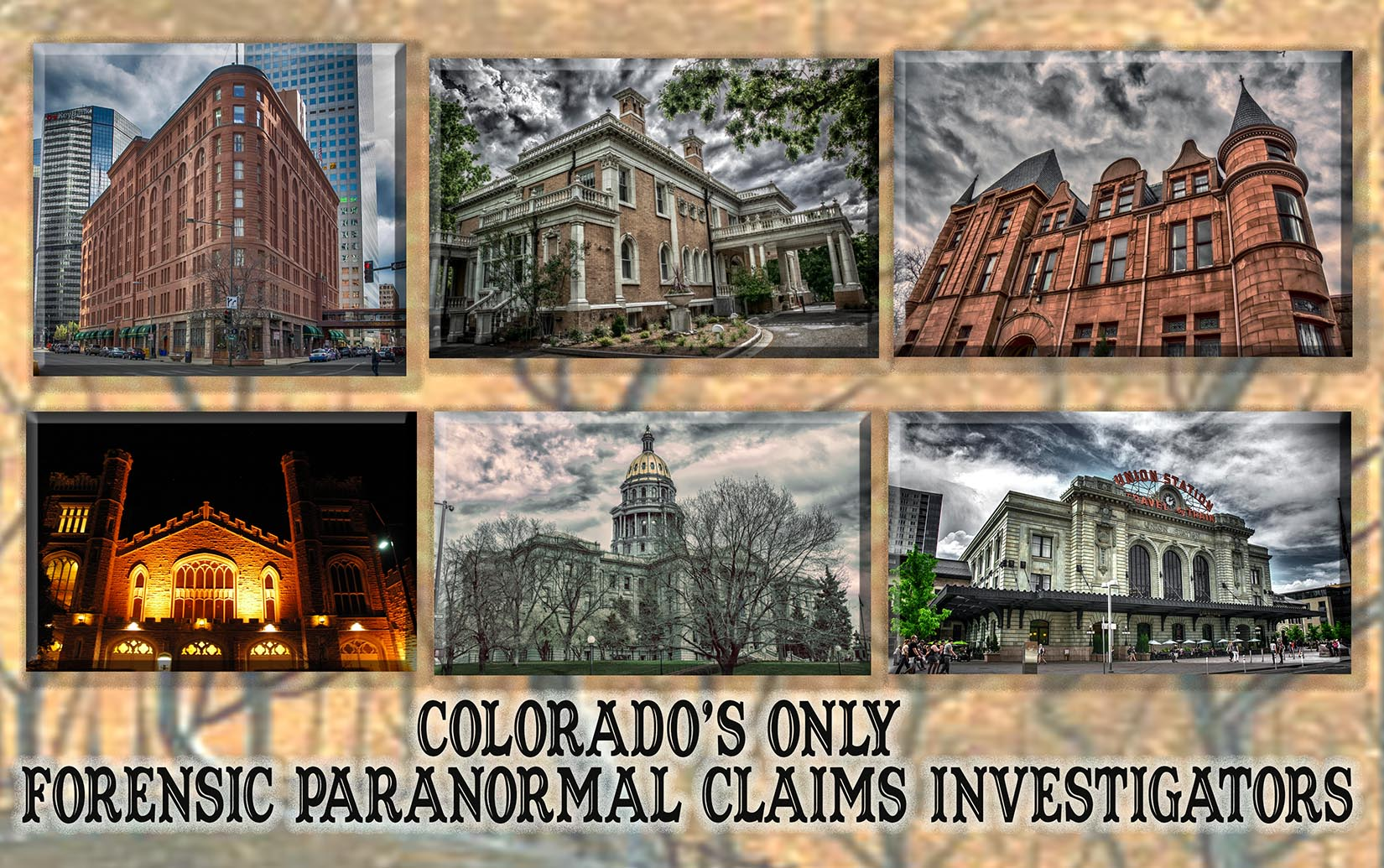 Paranormal Claims Investigations