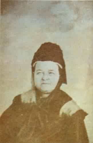 Mary Todd Lincoln and the ghost